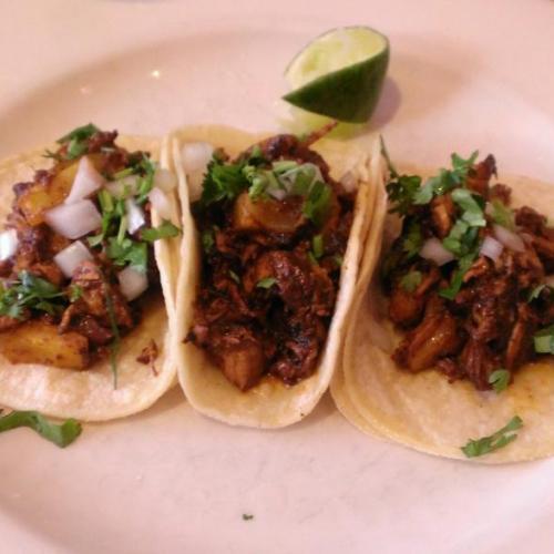 Angela's Tacos al Pastor