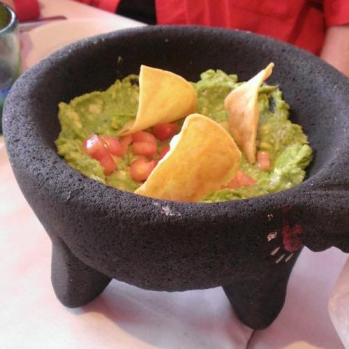 Angela's guacamole